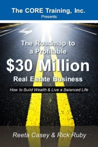 real estate business, real estate coaching, the core training