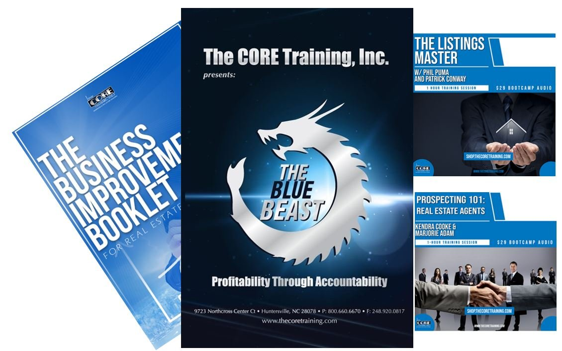 Real Estate Agent Coaching and Tools 5