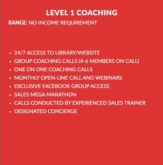 About The CORE Training Inc 1